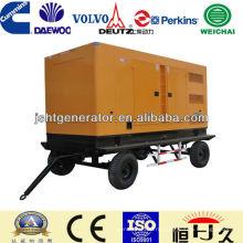 Мобильный генератор Стайер станции ток 220квт/275 кВА