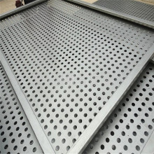 2mm Stainless Steel Perforated Sheet
