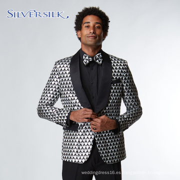 Nuevos trajes de esmoquin clásicos populares profesionales para hombres
