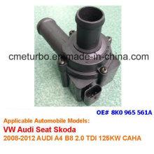Brushless auxiliar / bomba de água de circulação adicional OEM 8k0965561A