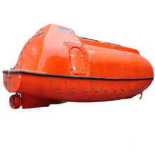 fire proof totally enclosed lifeboat Solas Marine F.R.P. freefall life boat
