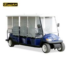CE aprovado 8 lugares carro carrinho de golfe elétrico carrinho de golfe carro carrinho de buggy
