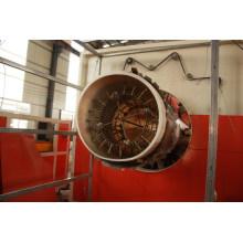 Effiziente HDPE-Rohrproduktionslinie