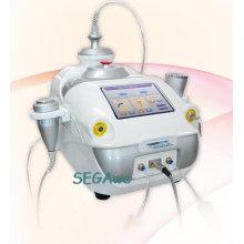 Cavitación por ultrasonidos del equipo de liposucción con vacío