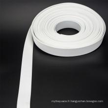 Sangles en gros enduites de polyester de courroies de 30mm pour la bride de cheval