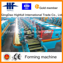 High Frequency Welded Steel Pipe Roll Forming Machine