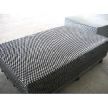 Industrial Expanded Metal Mesh Panel