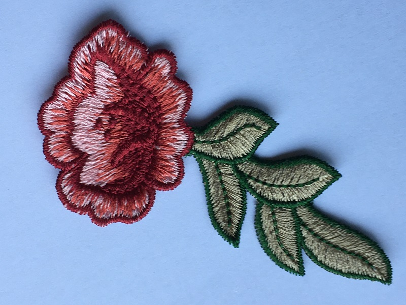 Embroidery Stabilizer Patch