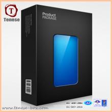 OEM personaliza tampa e caixa de embalagem de celular