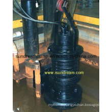 High Quality Non Clog Submersible Sewage Pump