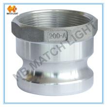 Aluminium Camlock Adapter Type a Cam Lock Coupling