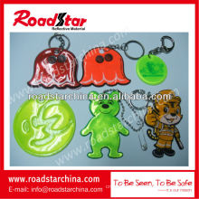 Cute Reflective key Pendant for gift