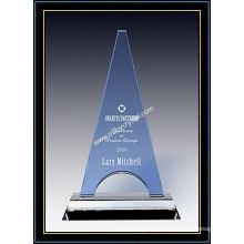 """Cristal de récompense de la tour Eiffel 8,75 """"H (NU-CW719)"""