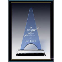 "The Eiffel Tower Award Crystal 8.75"" H (NU-CW719)"