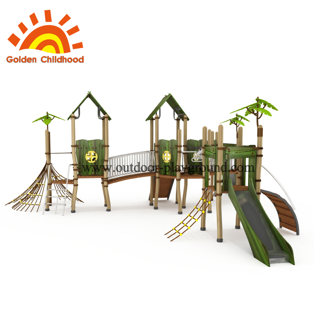 forest outdoor playground garden
