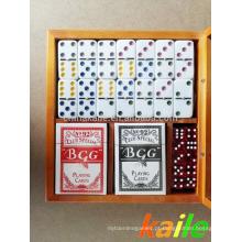 Jogo de dominó de modelo 5010
