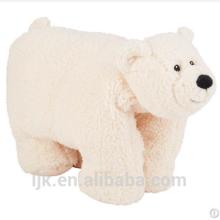Maßgeschneiderte Plüschtiere benutzerdefinierte gefüllte Tiere Eisbär Decke