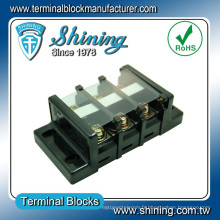 TB-080 600V 80A Type de barier Connecteur de câble à transformer étanche