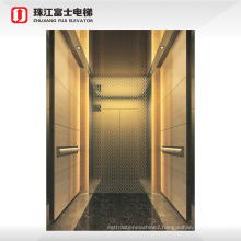 China Supplier Oem New Model Certificate High Standard Steel Material Safety Commercial Luxury Passenger Elevator