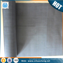 3400 degrees High temperature resistance tungsten metal wire mesh fabric as vacuum furnace heating element