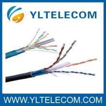 Cat.6 FTP-Übertragung AL-Folie Geschirmtes Lan-Kabel
