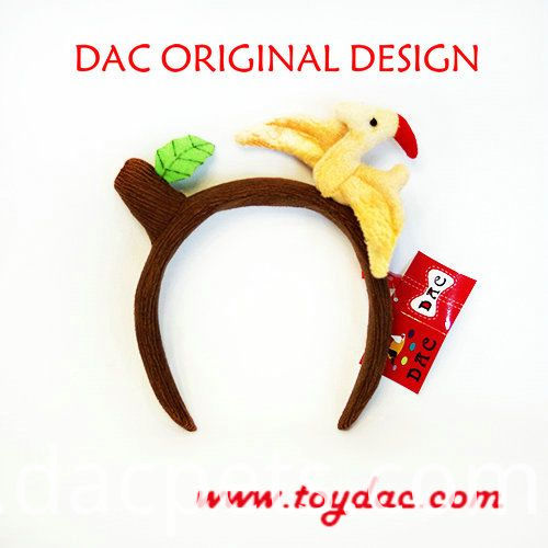 own design pterosaur hairband