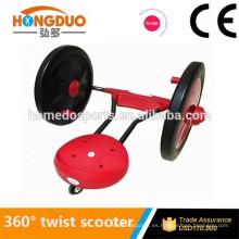 el mejor vendedor 3 ruedas ezy rodillo 360 torcedura scooter con CE