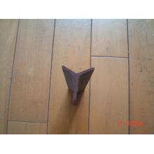 Black Bitumen Painted Star Picket / Y geformte Stahl Post
