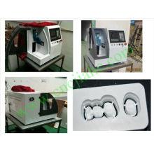 Barato Máquina de trituração dental prática da came do cad do CNC com elevada precisão
