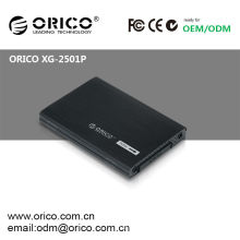 """Boîtier de protection HDD / SSD 2,5 """"SATA, protection HDD"""