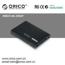 """Caixa de proteção SATA HDD / SSD de 2,5 """", protetor HDD"""