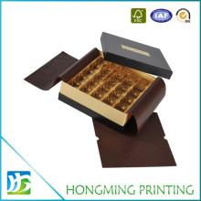Luxury Design Cardboard Chocolate Gift Boxes
