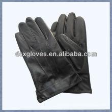 Новый стиль Pigskin кожа мужчины сенсорный экран перчатки