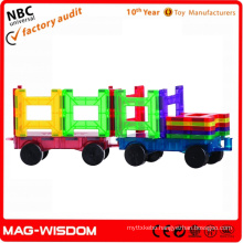 New Magnetic Constructions Building Blocks Playmags 20pcs Sets