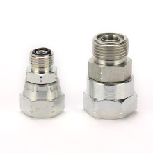 Price reasonable orfs straight male to female carbon steel/stainless steel  swagelok tube fittings