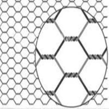Reverse Twist Hexagonal Wire Netting
