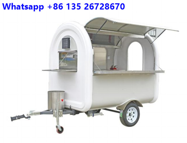 Mobile Food Truck Trailer9
