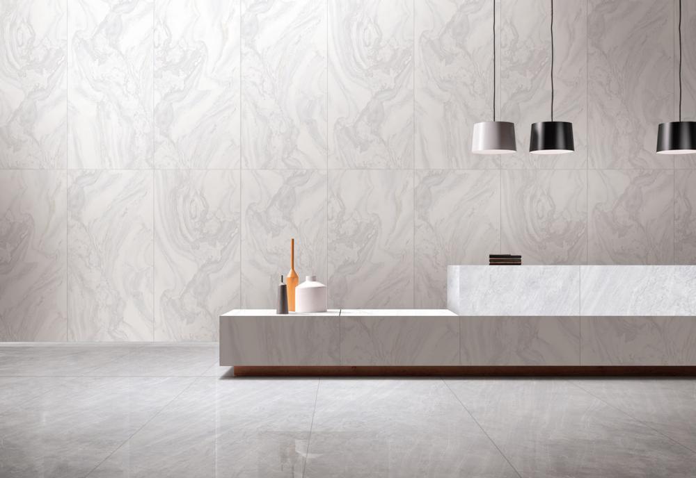60x120cm Polishing Surface Polished Stone Tiles