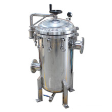 Micron Multi Bag Filter Housing with Stainless Steel Material