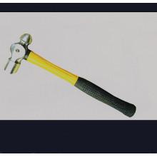 Americano - tipo Bal L Pein, martelo com cabo de fibra (SD084)