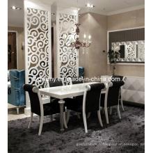 Post-Modern Style Table de salle à manger en bois (LS-221)