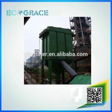 Machine de filtration des gaz d'échappement, Filtre à poussière Ecograce