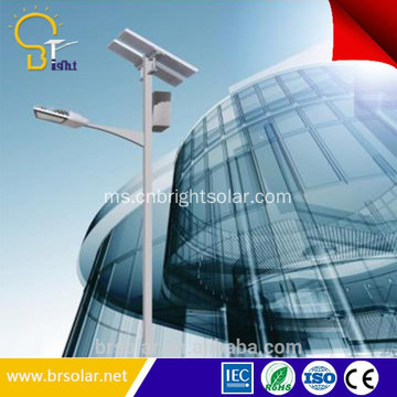 Luar 30w Solar Led Street Light Harga