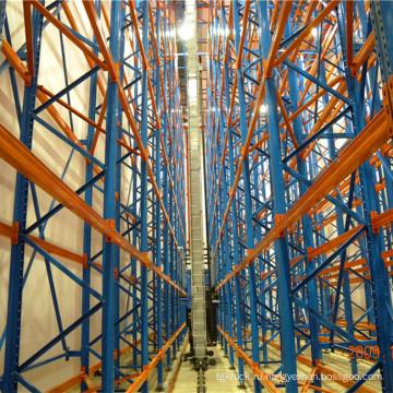 Asrs High Rise Racking для автоматизации склада
