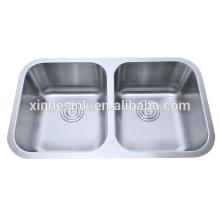 Stainless Steel 304 Undermount Kitchen Sinks