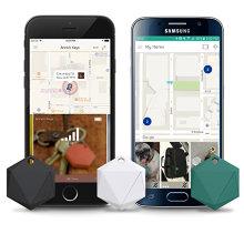Mini Inteligente Sem Fio Bluetooth 4.0 Anti-Perdido Alarm Key Finder Rastreador