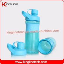 Cutom color 800ml Novo design proteína shaker garrafa logotipo impressão ODM (KL-7061)