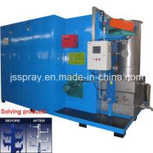 Spl-R forno de revestimento em pó para resolver a superfície do produto