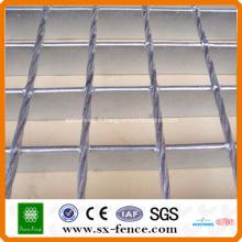 Feuille de grille en acier ISO9001 (fabriqué en Chine)