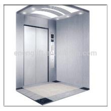 China fornecedor de alta qualidade profissional de luxo hotel passageiro elevador